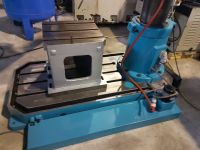 Radial Drilling Machine MAS VO32 2000-Photo 7