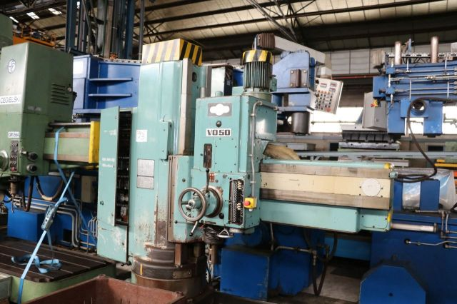 Radialbohrmaschine MAS VO50 2000