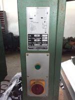 Serra de fita máquina Agazzani 700 1990-Foto 2