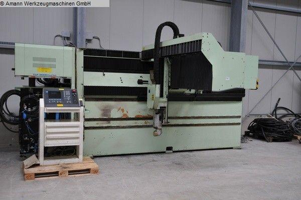 2D Laser TRUMPF TLC 1005 2001