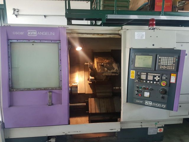 Torno CNC ANGELINI R 21 T1 F 2000