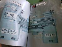 Banco torno GRAZIANO TAG14 2000-Foto 10