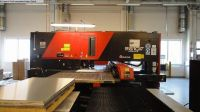 Turret Punching Machine with Laser AMADA APELIO 2610