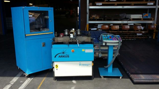 Profile Bending Machine PBT Arkus 12 1990