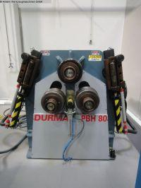 Profilbiegemaschine  DURMA PBH 80
