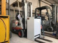 Front Forklift Muletto OM E 10N