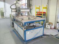 Punktschweißmaschine SOYER KTS 1550 cnc - 3 Schweisskopfe