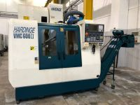 CNC Vertical Machining Center HARDINGE VMC 600 II