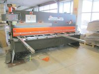 Hydraulic Guillotine Shear  GPN 630