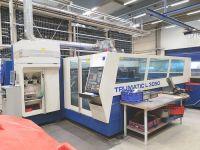 2D Laser TRUMPF L 3050  - 6.000 Watt