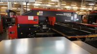 Turret Punch Press AMADA VIPROS 2510 KING