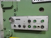 Hydraulic Guillotine Shear MENGELE S 6-1000