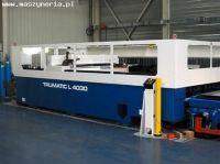 Laser 2D TRUMPF TRUMATIC L4030