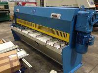 Hydraulic Guillotine Shear STUECKMANN HILLEN 2500x3