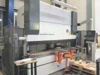CNC Hydraulic Press Brake WEINBRENNER GP 160 - 3000 - 5 Axis