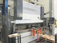CNC prensa hidráulica WEINBRENNER GP 160 - 3000 - 5 Axis