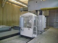 Horizontal Fräsmaschine MECOF Mecmill 1992-Bild 3