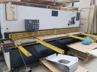 Hydraulic Guillotine Shear BBM 3000x8