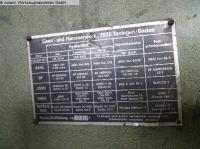 Hydraulické tabulové nůžky EHT EHS 10-31 1972-Fotografie 3