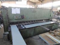Cizalla guillotina hidráulica EHT EHS 10-31