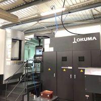 CNC centro de usinagem horizontal OKUMA MU-10000H 2015-Foto 4