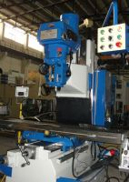 Bed Milling Machine KNUTH KB 1000 1997-Photo 5