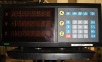 Bed Milling Machine KNUTH KB 1000 1997-Photo 6