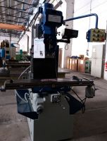Bed freesmachine KNUTH KB 1000