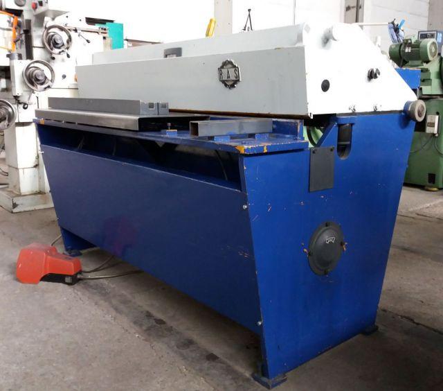 Mechanical Guillotine Shear RAS 82.12 1990