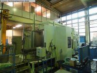 Centrum frezarskie poziome CNC HELLER MCS-H-400 HS