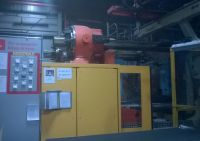 Plastics Injection Molding Machine HUSKY Q 1350 RS 115/95