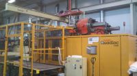 Plastics Injection Molding Machine HUSKY Q 1650 RS 135/115