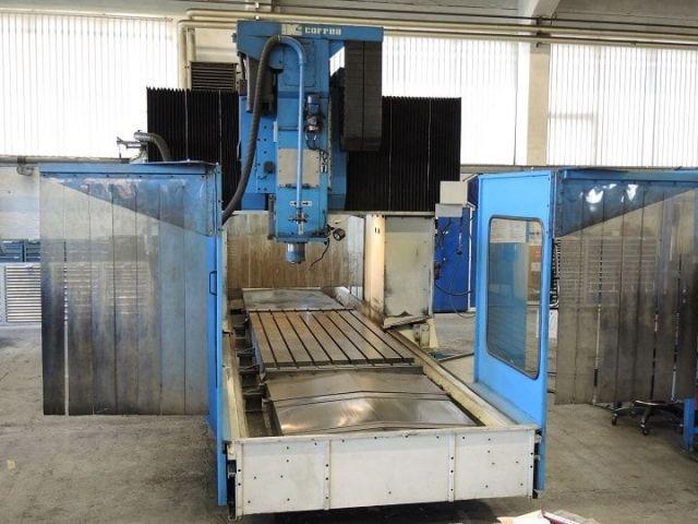 CNC Portal Milling Machine CORREA FP30/30 (8900205) 1996