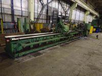 Тяжёлый токарный станок Stanko 1N65-8 (8m)