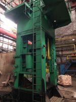 H Frame Press TMP VORONEZH K2538 630 ton 1980-Photo 2