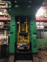 H Frame Press TMP VORONEZH K2538 630 ton 1980-Photo 3