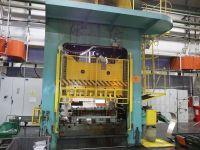 Presse hydraulique à col de cygne ZDAS LUD 500/2000 1968-Photo 4