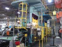 Presse hydraulique à col de cygne ZDAS LUD 500/2000 1968-Photo 5