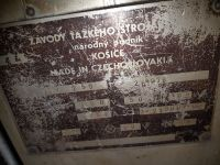 C ramme hydraulisk trykk ZTS LEK 250 1997-Bilde 3