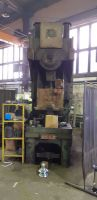 C Frame Hydraulic Press ZTS LEK 250