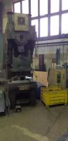 C Frame Hydraulic Press ZTS LEK 160