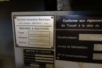 Rectifieuse cylindrique universelle inter exter SIT U 700 CA 1982-Photo 6