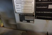 Rectifieuse cylindrique universelle inter exter SIT U 700 CA 1982-Photo 8