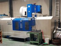 CNC 수직형 머시닝 센터  VMC-1800