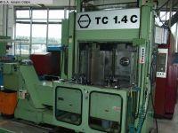 Centrum frezarskie poziome CNC FRITZ WERNER TC 1.4