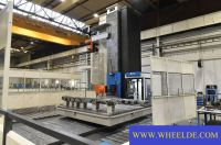 CNC Horizontal Machining Center  de45