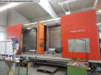 Vertikální obráběcí centrum CNC MATEC 40 HV