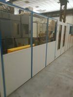 Centre dusinage horizontal CNC COMAU URANE 25 2001-Photo 11