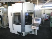 CNC vertikale maskineringssenter DMG DMP 60 LINEAR