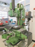 Universal Milling Machine BOHNER KOeHLE MF 1